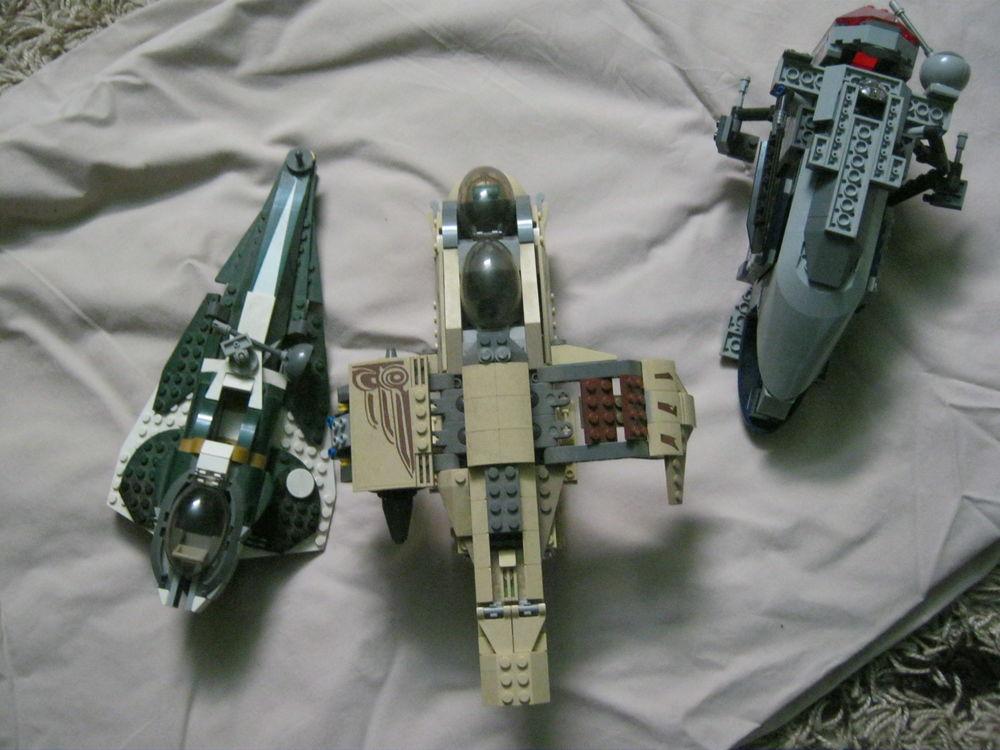 vaisseaux star wars plus grand carton lego 90 Is-sur-Tille (21)
