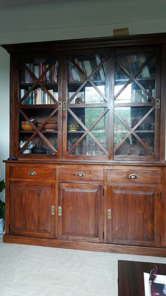 Achetez vaisselier occasion annonce vente paris 75 wb154853251 - Bibliotheque maison du monde occasion ...