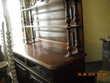 vaisselier ou meuble de séjour du 19e en acajou massif TBE Coudekerque-Branche (59)