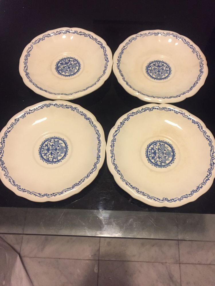 Vaisselle ancienne de Gien 3 Soissons (02)