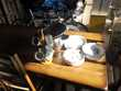 Vaisselle + cocotte minute