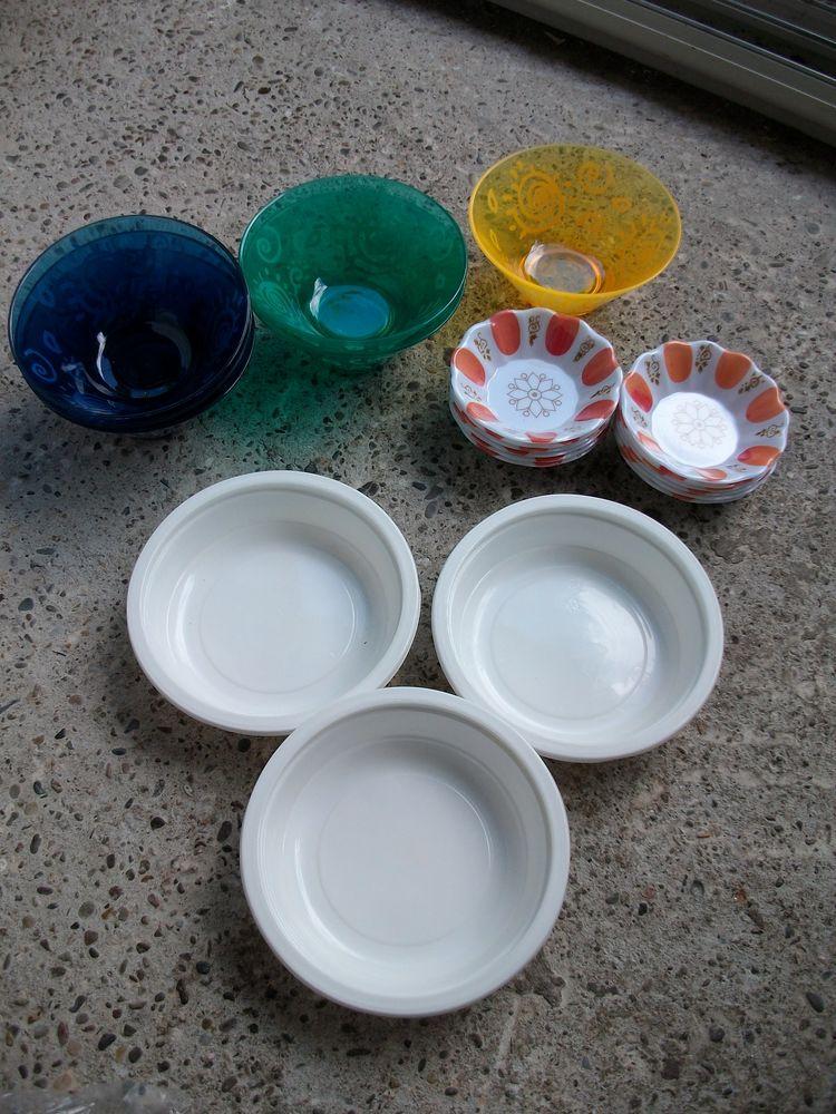 VAISSELLE en plastique et en carton- Neuve 1 Bouxwiller (67)