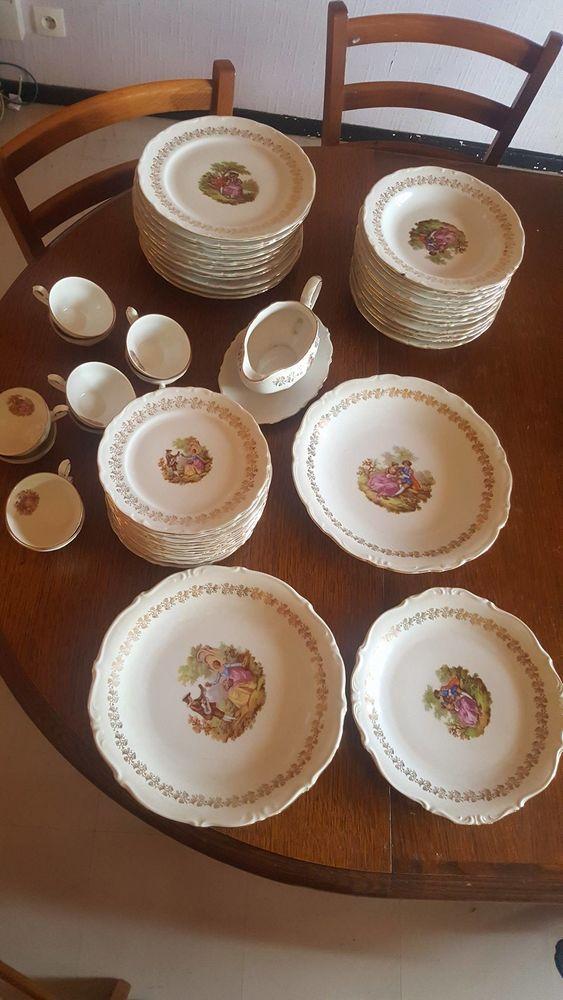 vaisselle porcelaine Limoges 50 Villefranche-sur-Saône (69)