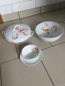 Vaisselle porcelaine d'art (LIMOGES) 30 Lorgues (83)