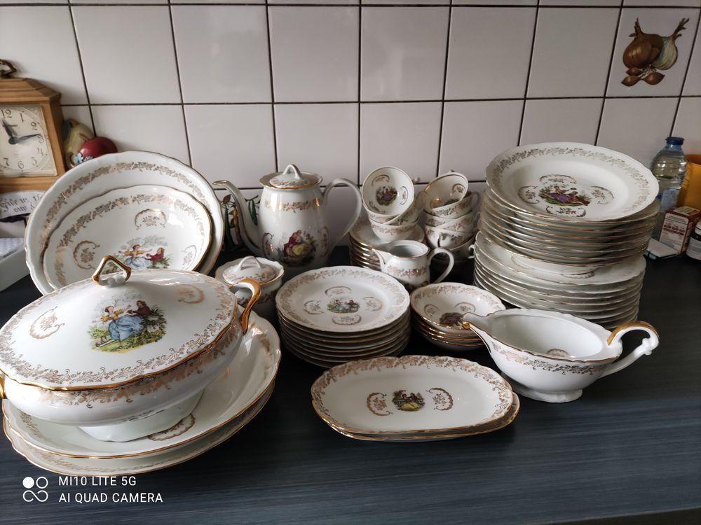 vaisselle en porcelaine 0 Mondelange (57)