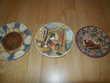 vaisselles assiettes décoratives (ou autres )