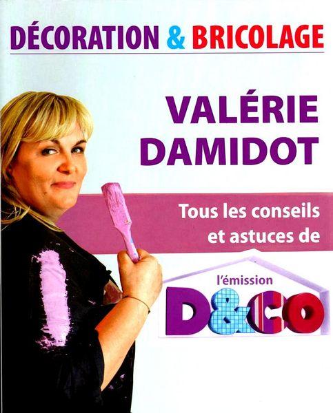 Valérie DAMIDOT - décoration - BRICOLAGE / prixportcompris Livres et BD