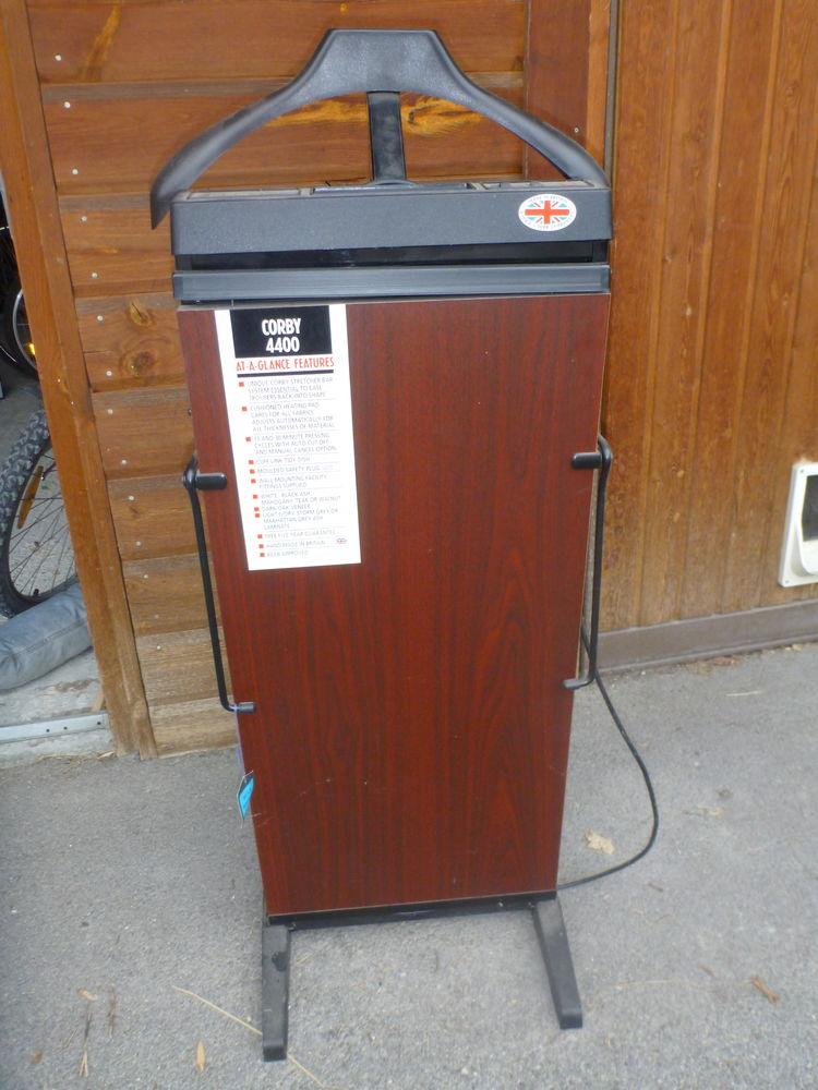 Valet presse-pantalon électrique 80 Messery (74)
