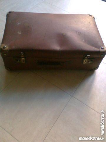 VALISE ancienne en carton - zoe Maroquinerie