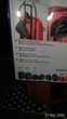 Valise Chariot ,couleur bordeaux hauteur 44 cms largeur 42cm Maroquinerie