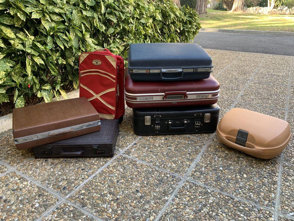 Valises dures et souples et sacs toutes tailles 20 Antibes (06)
