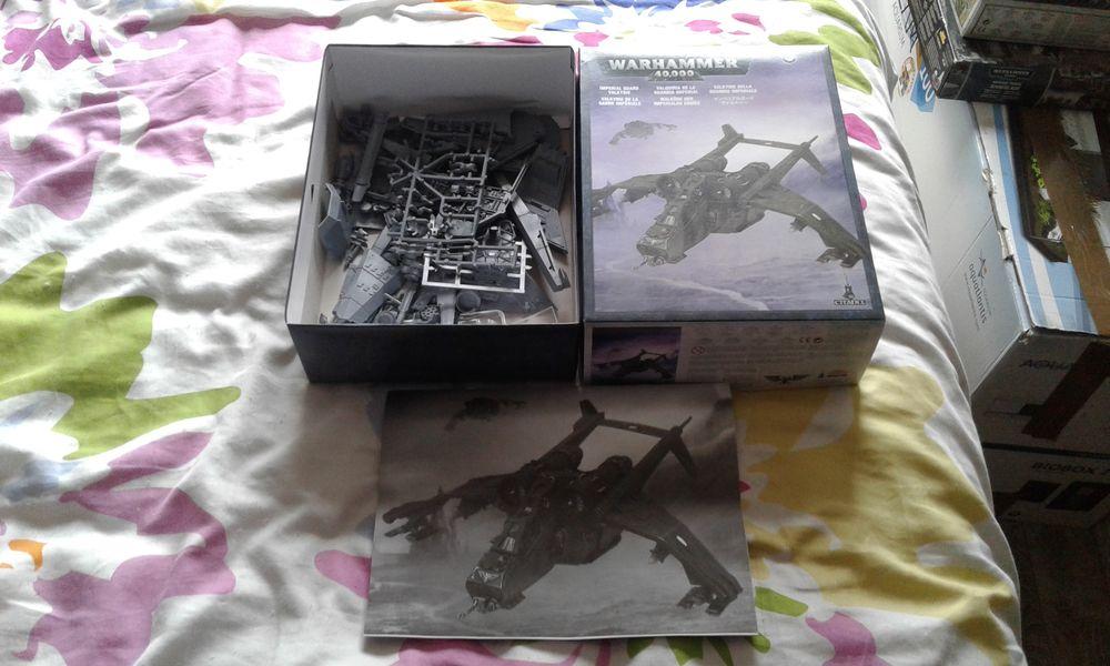 valkyrie astra militarium warhammer 40,000 Jeux / jouets