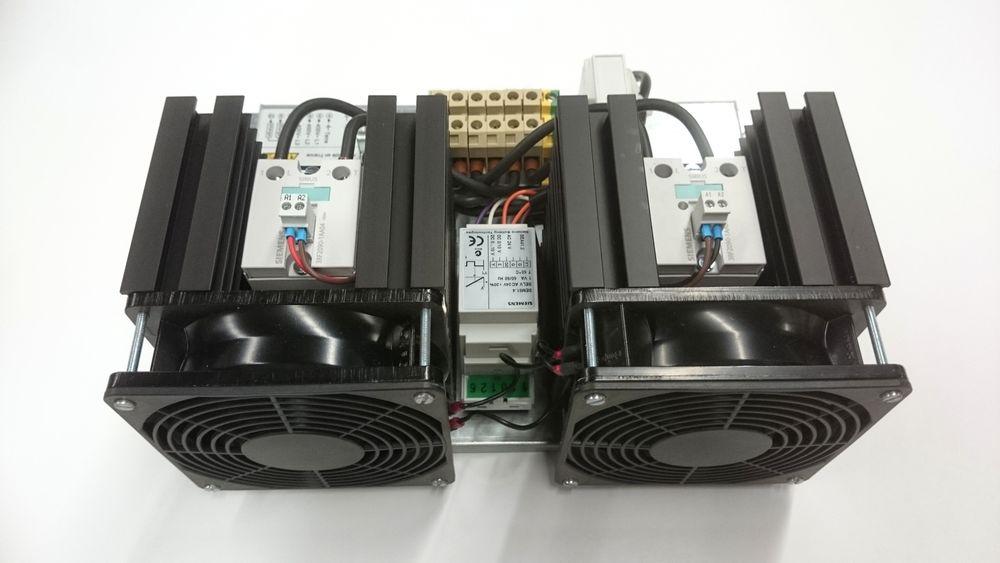variateurs de puissance triphasé selt400.40 siemens ( neuf ) 800 Saint-Pôtan (22)