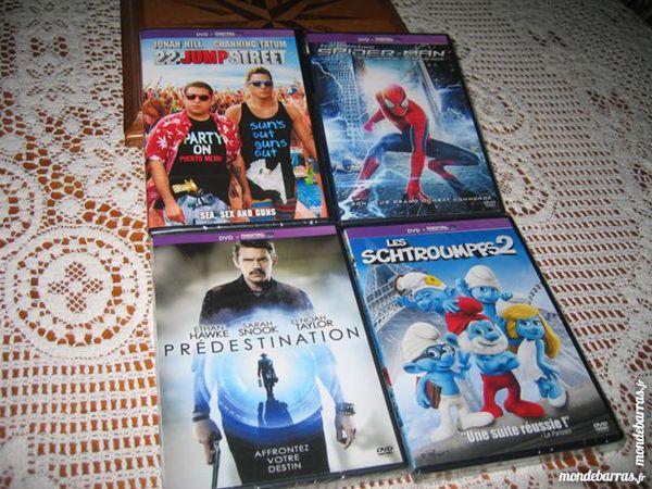 4 dvd varies 3 Corbeil-Essonnes (91)