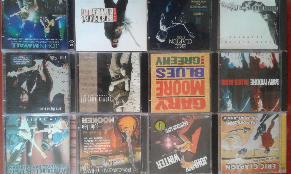 cd variété france et étrangère 1 Cornas (07)