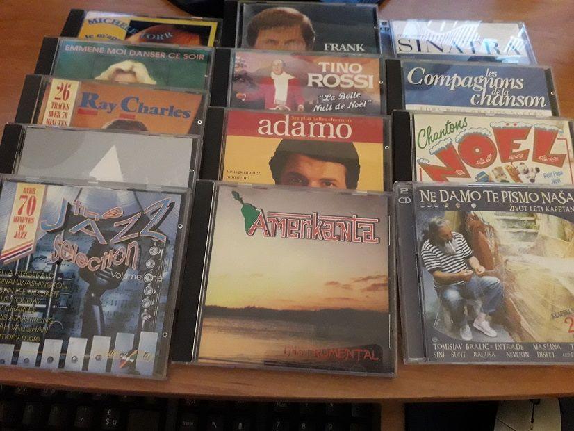 13 CD Variété 1 Sarcelles (95)