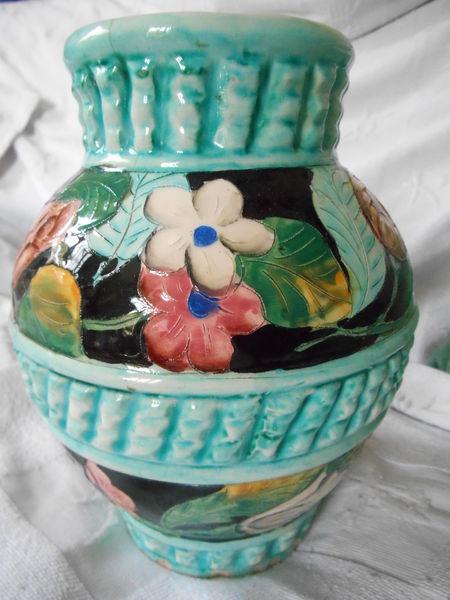 Vase ancien déco main 45 Châtenay-Malabry (92)