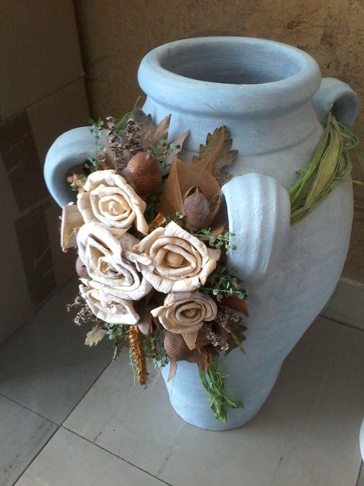 Vase artisanal Décoration