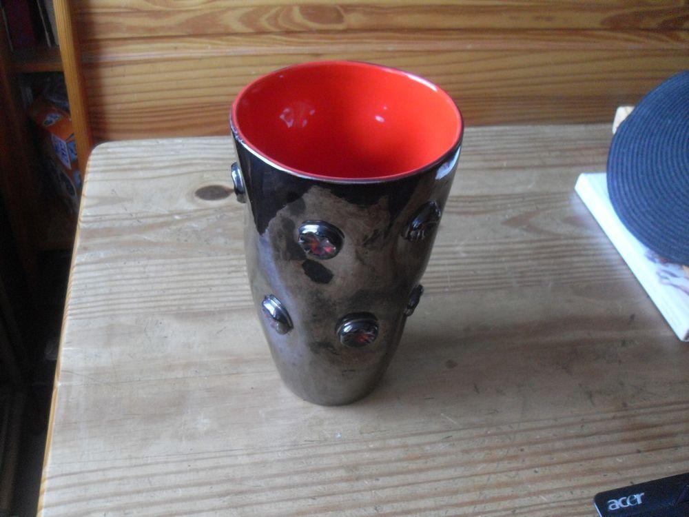 Vase céramique vintage 40 Toulon (83)