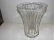vase cristal vintage art déco