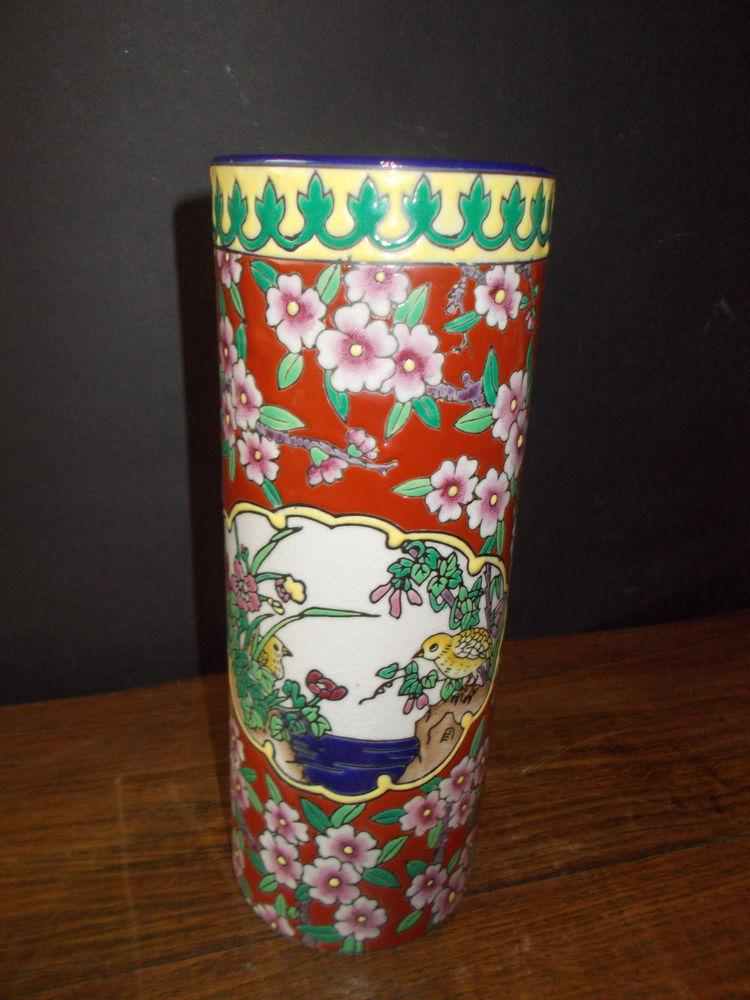 Vase émaillé 80 Drancy (93)