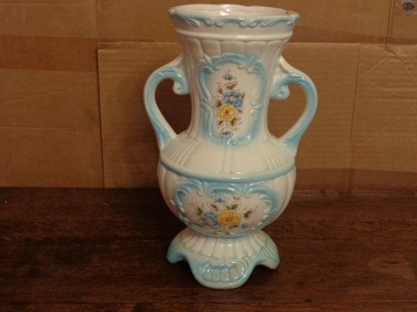 1 vase made in Italy (haut 28 cm) 5 Ondres (40)