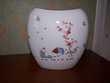 Vase Rebecca porcelaine de Chantilly