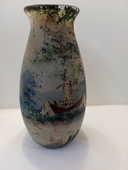 Vase  signé NADO 20 Toulouse (31)
