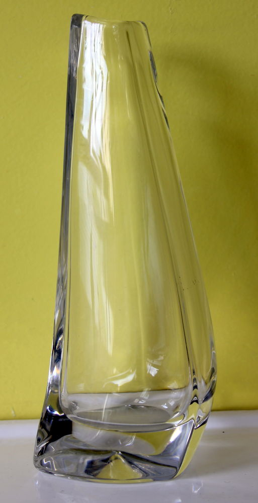 vase Soliflore Cristal titre  Maternité  20 Vanves (92)