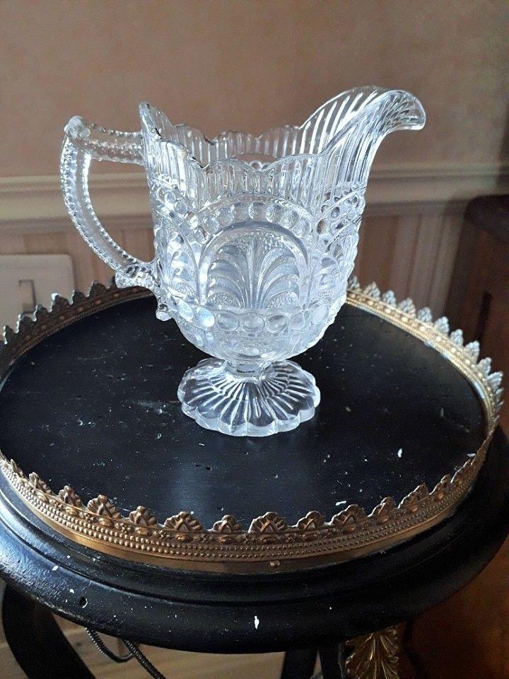 Vase en verre travaillé 1900 10 Reims (51)