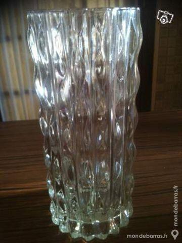 Vase en verre 3 Arpajon (91)