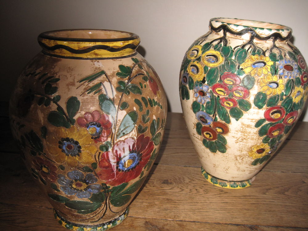 2 vases anciens 20 Croissy-Beaubourg (77)