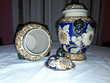 2 vases déco de style asiatiques Décoration