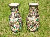 Vases en porcelaine de NANKIN 700 Cagnes-sur-Mer (06)