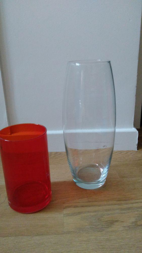 Lot de 2 vases - Urgent 5 Chaville (92)