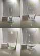 Vases verre, cristal, teintés masse, décoratifs 15 Chantereine (77)