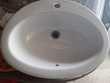 Vasque blanche Bricolage