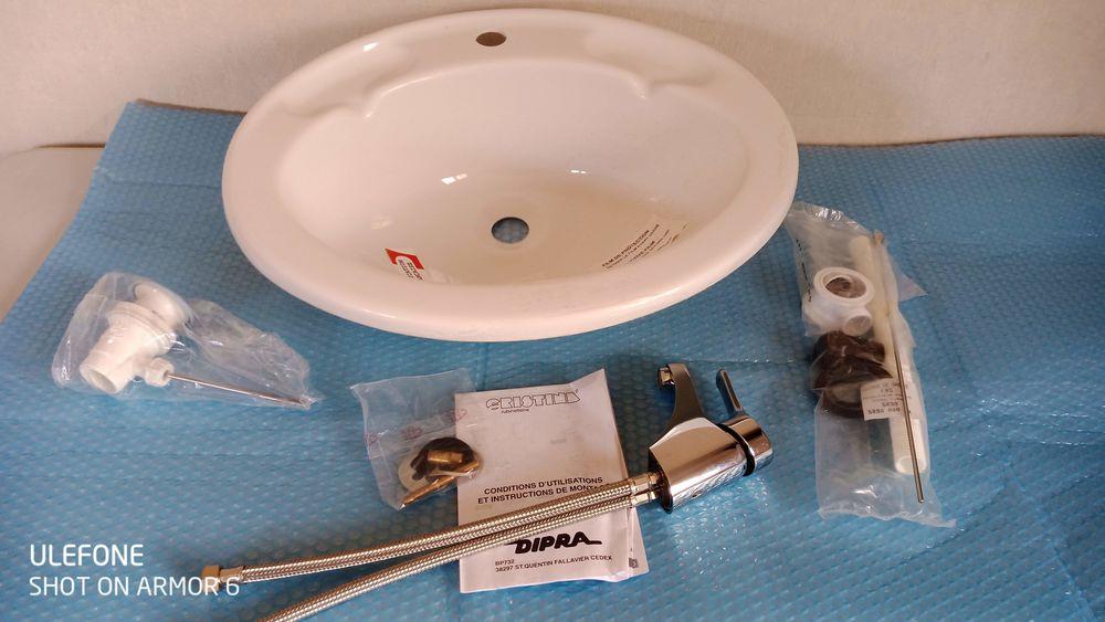 Vasque en fibre de verre et robinetterie 35 Carcassonne (11)