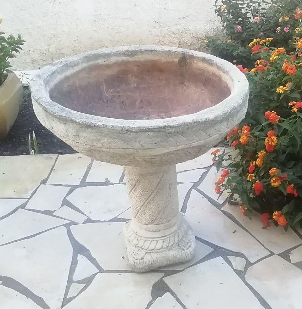 vasque sur pied 45 Béziers (34)