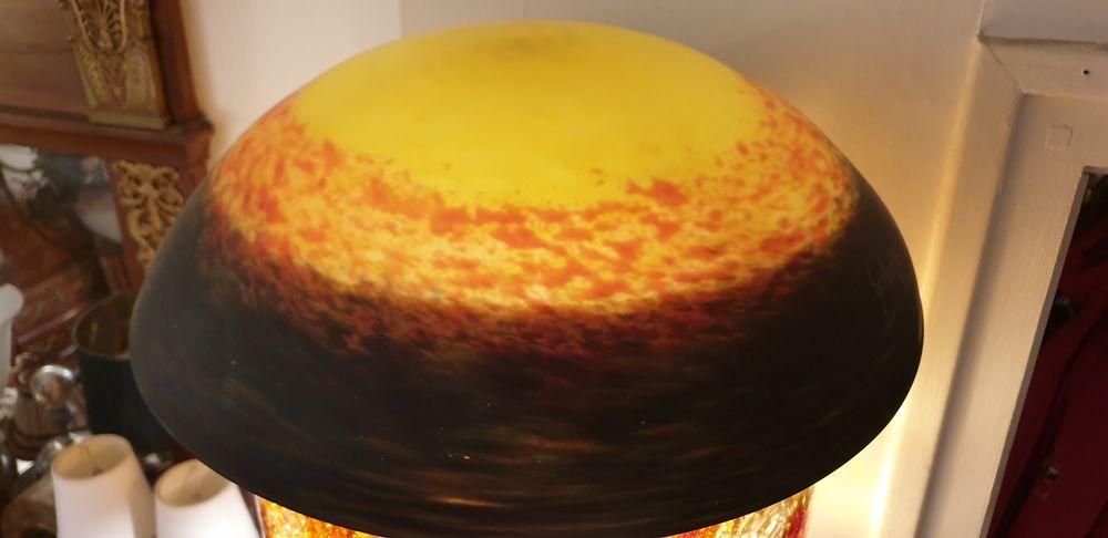 Vasque Suspension Lustre art deco 50 Trappes (78)