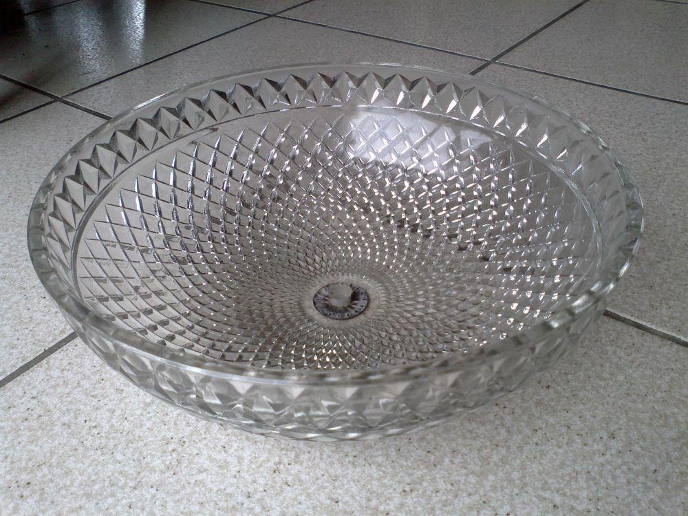 Vasque en verre Décoration
