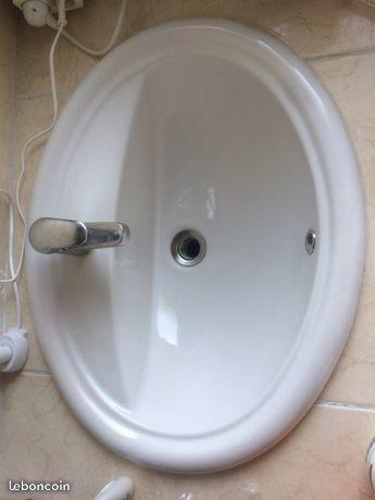 2 vasques lavabo ceramiques 30 Montpellier (34)