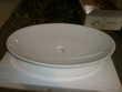 Vasques ovales  pour salle de bain +miroir éclairant