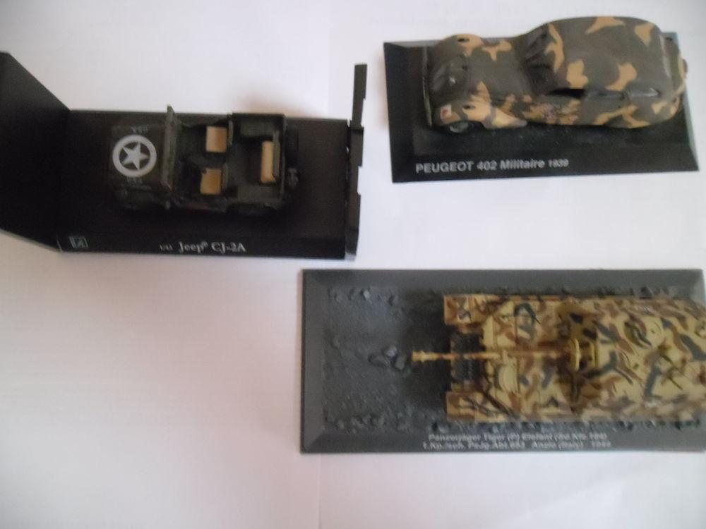 Véhicules militaires miniatures. 5 Chassiecq (16)
