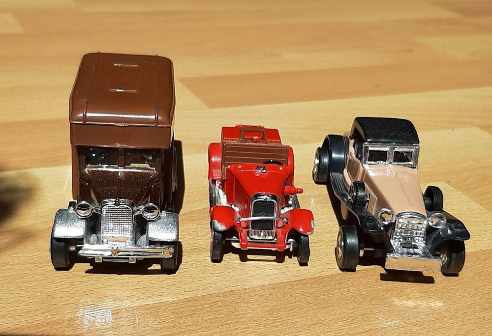 Lot de VÉHICULES MINIATURES rares/vintage de collection 21 Briis-sous-Forges (91)