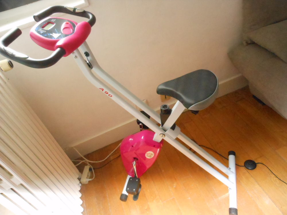 vélo d'appartement   80 Aix-les-Bains (73)