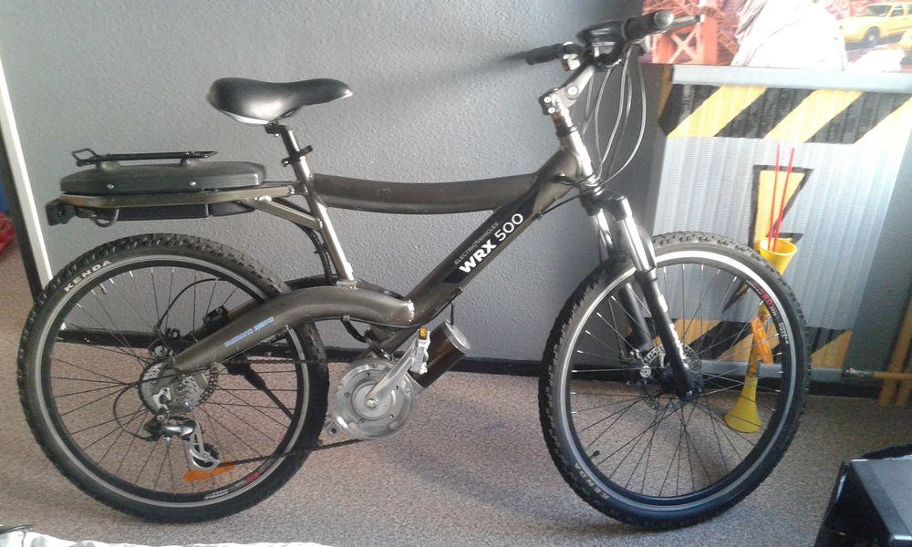 vélo a assistance électrique Wrx500 800 Annemasse (74)