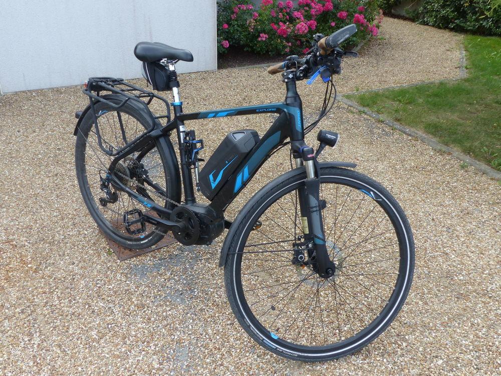 Vélo à assistance électrique 1500 Saint-Berthevin (53)