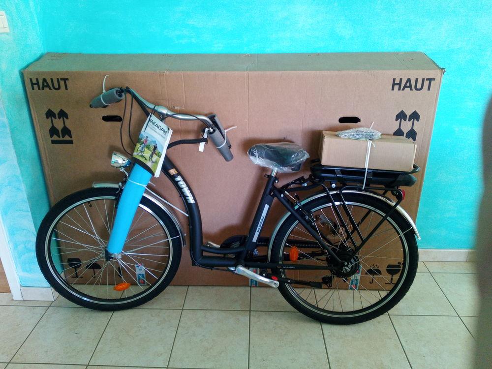 Vélo à assistance électrique Makadam (Neuf) 1100 Ardoix (07)