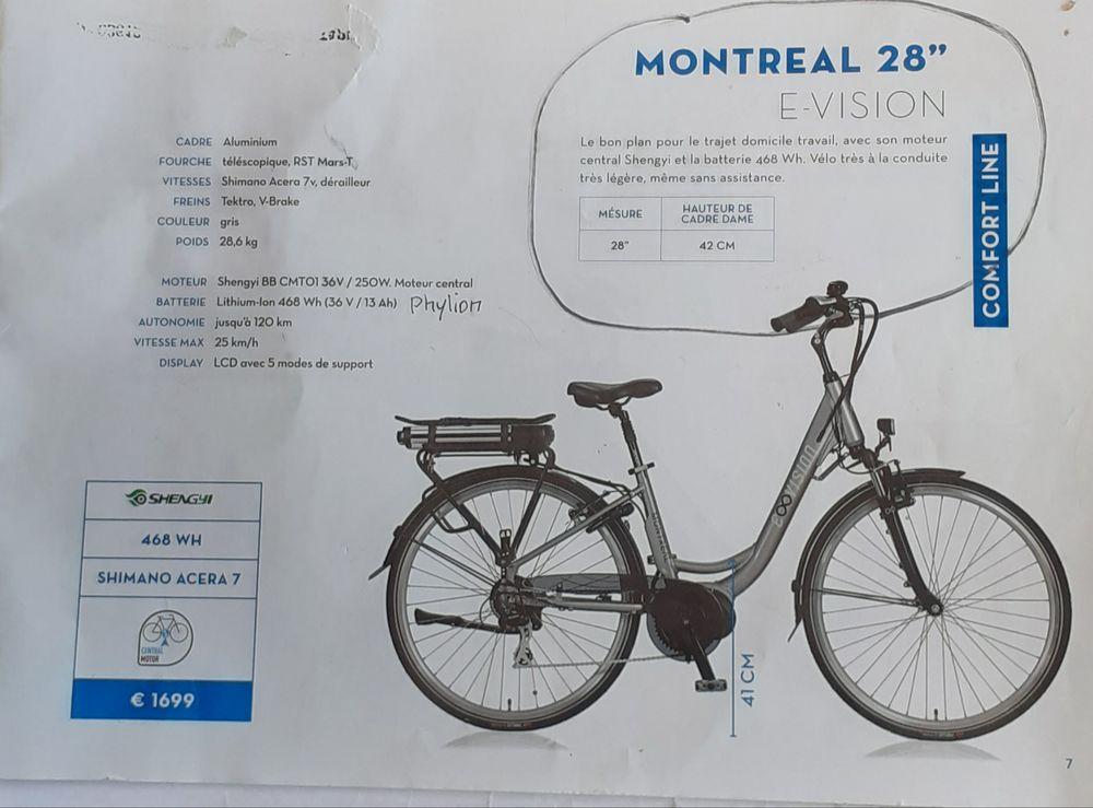 vélo assistance électrique 0 Auxonne (21)